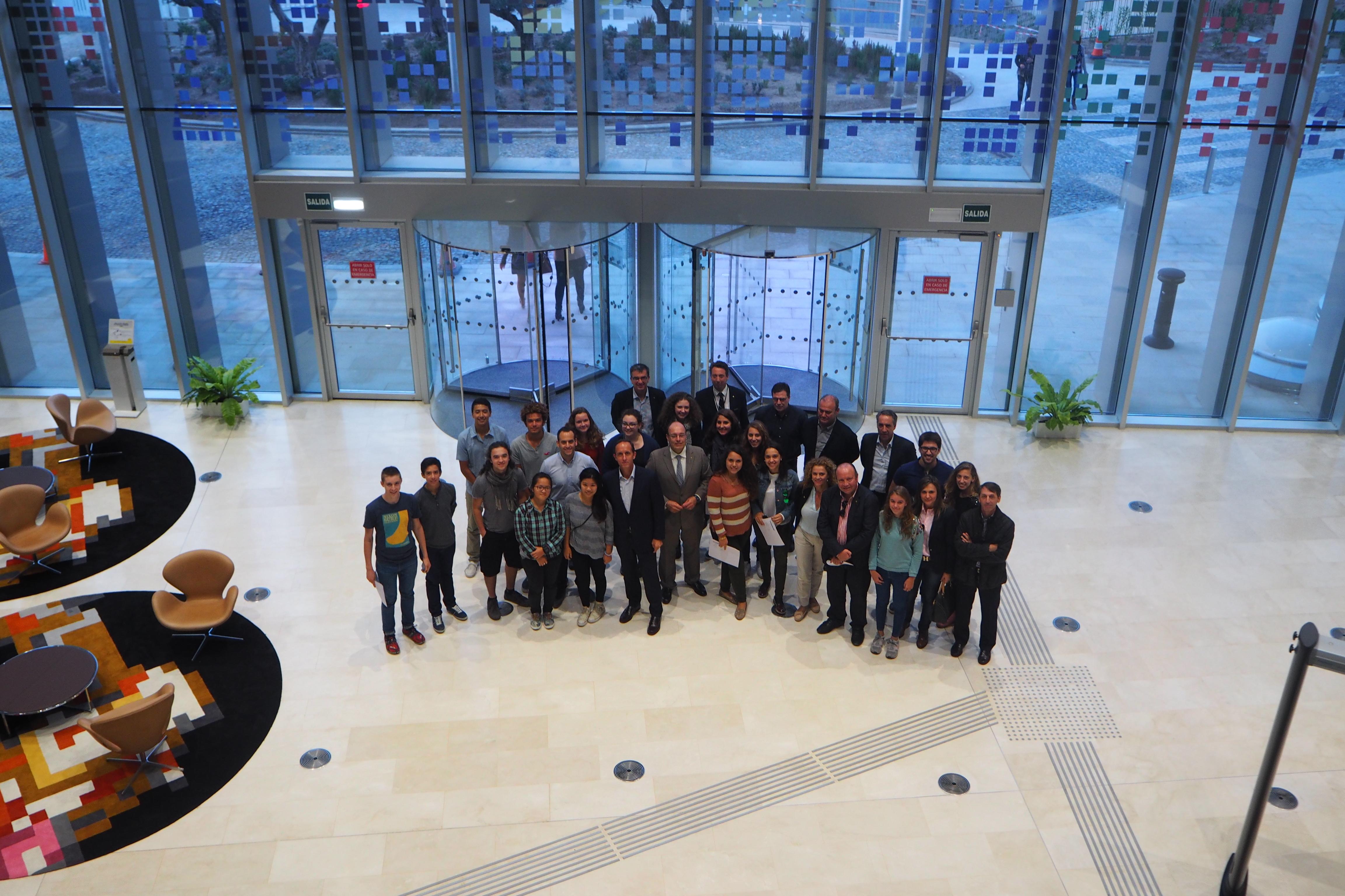Visita EUIPO 2015