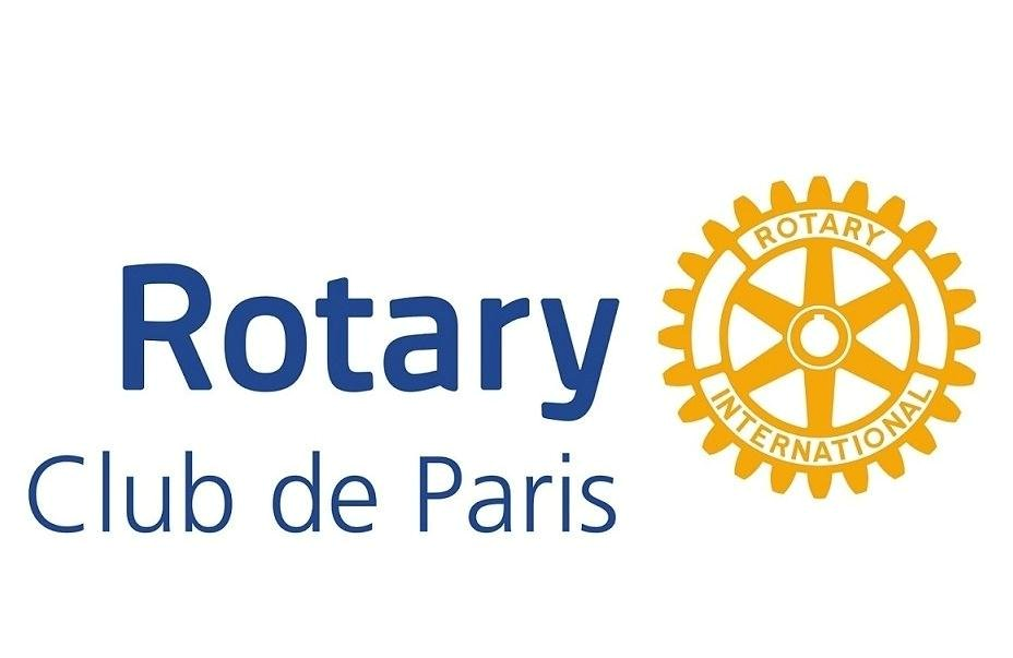 logo Rotary Club Paris