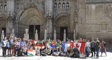 Convivencia tridistrital Toledo 2016